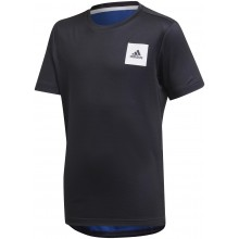 Tee-Shirt Adidas Junior Garçon Aero Noir