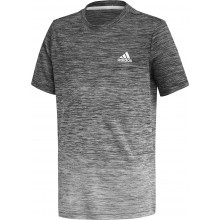 T-SHIRTee-Shirt adidas Junior Garçon Aeroready Grad Gris