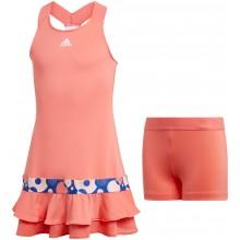 Robe Adidas Junior Frill Corail