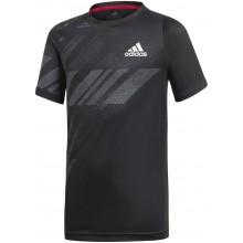Tee-Shirt adidas Junior Olympic Noir