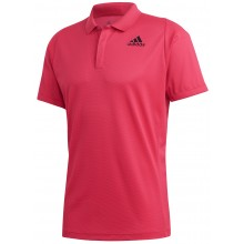Polo Adidas Freelift Rouge
