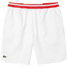 Short Lacoste Novak Djokovic Asian Tournaments Blanc