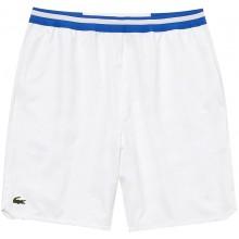 Short Lacoste Novak Djokovic New York Blanc