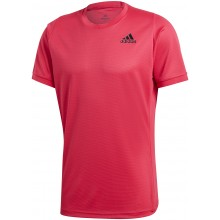 Tee-Shirt adidas Freelift Solid Rouge