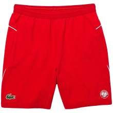 Short Lacoste Novak Djokovic Paris Rouge