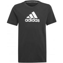 Tee-Shirt Adidas Junior Garçon B Bos Noir