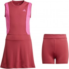 Robe Adidas Junior Fille Pop Up Rose
