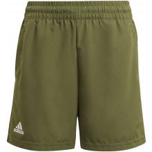 Short Adidas Junior Garçon Club Kaki