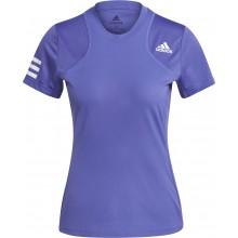 Tee-Shirt Adidas Femme Club Violet