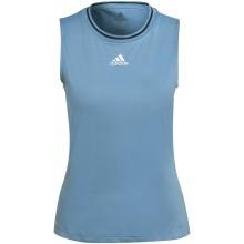 Débardeur Adidas Femme Match Bleu