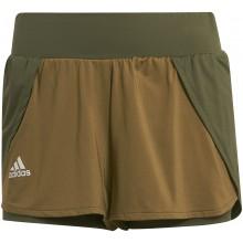 Short Adidas Femme Match Vert