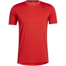 Tee-Shirt Adidas Techfit Rouge