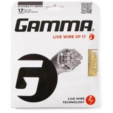 Cordage Gamma Live Wire XP 1.27mm (17) Beige