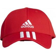 Casquette Adidas 3 Stripes Rouge