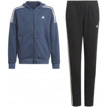Survêtement Adidas Junior Garçon Bleu