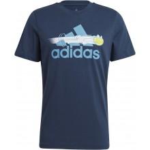 Tee-Shirt adidas Graphic Marine