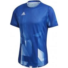 Tee-Shirt Adidas Freelift Ready Bleu