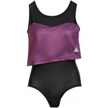 Combinaison Adidas Femme Performance Violette