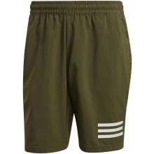 Short Adidas Club 3 Stripes Kaki