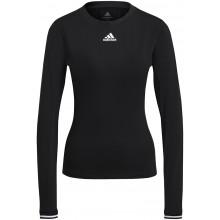 Tee-Shirt Adidas Femme Freelift Manches Longues Noir