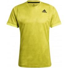 Tee-shirt adidas Freelift Jaune
