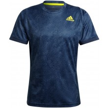 Tee-Shirt adidas Freelift Marine