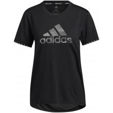 Tee-Shirt Adidas Femme Bos Noir