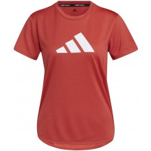 Tee-Shirt Adidas Femme Bos Rouge