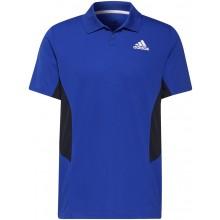 Polo Adidas Pique Bleu