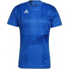 Tee-Shirt Adidas Freelift Tsonga Tokyo Bleu