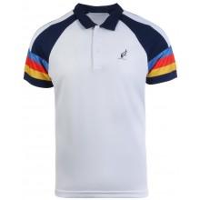 Polo Australian Player Blanc