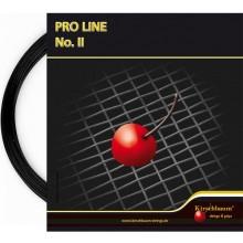 Cordage Kirschbaum Pro Line 2 noir- 12m