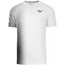 Tee-Shirt Mizuno Shadow Graphic Blanc
