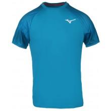 Tee-Shirt Mizuno Flex Bleu