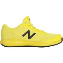 Chaussures New Balance Junior 996 V4 Toutes Surfaces Jaunes