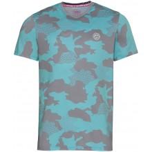 Tee-Shirt Bidi Badu Nio Tech Turquoise
