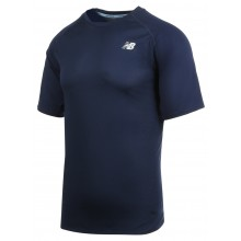 Tee-Shirt New Balance Tournament US Open Marine