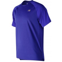 Tee-Shirt New Balance Tournament Paris Bleu