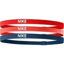 Bandeaux Nike Elastiques Assortiment 3 Pieces
