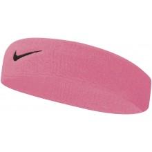 Bandeau Nike Swoosh Rose