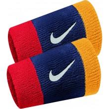 Serre-Poignets Nike Swoosh Double Largeur