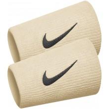 Serre-poignets Nike Premier Team Double Largeur Blanc