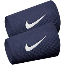 Serre-poignets Nike Premier Team Double Largeur Marine