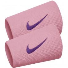 Serre-poignets Nike Double Largeur Nadal Roses