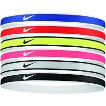 Pack de 6 élastiques Nike Swoosh Sport
