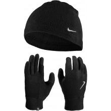 Ensemblebonnet-gants Nike Fleece