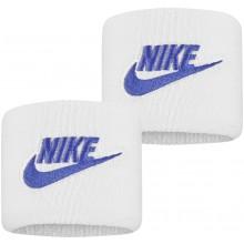 Serre Poignets Nike Tennis Futura Blancs