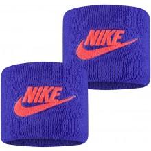 Serre Poignets Nike Tennis Futura Bleus