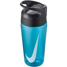 Gourde Nike Hypercharge avec Paille Intégrée 16oz (473 ml) Bleue