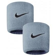Serre-poignets Nike Swoosh Gris